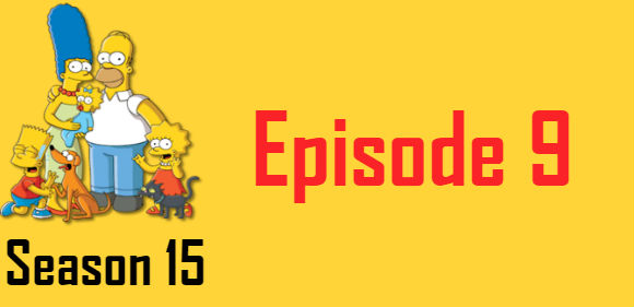 The Simpsons Season 15 Episode 9 TV Series