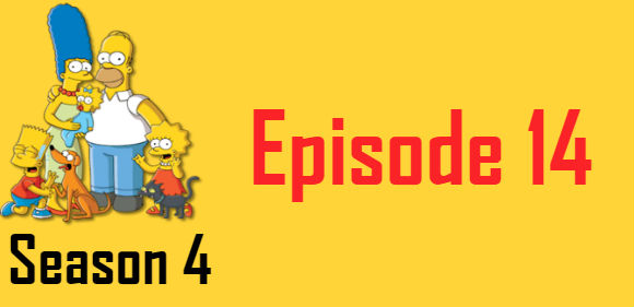 The Simpsons Season 4 Episode 14 TV Series