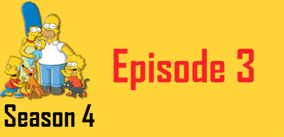 The Simpsons Season 4 Episode 3 TV Series