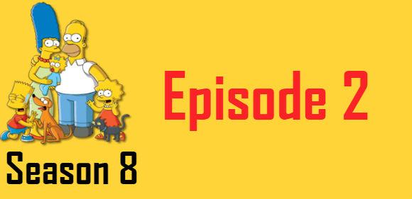 The Simpsons Season 8 Episode 2 TV Series