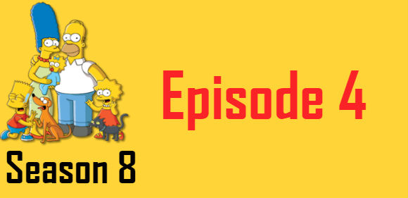 The Simpsons Season 8 Episode 4 TV Series