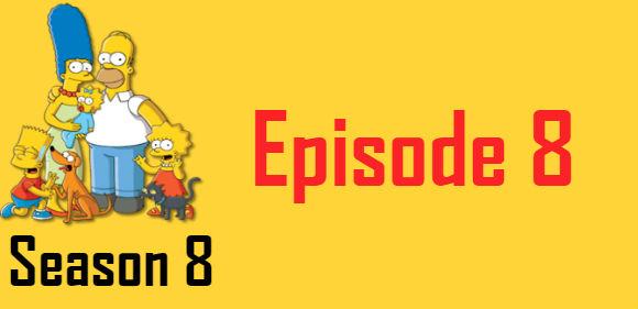 The Simpsons Season 8 Episode 8 TV Series