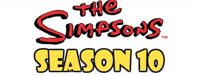 The Simpsons Season 10 Episodes Watch Online TV Series