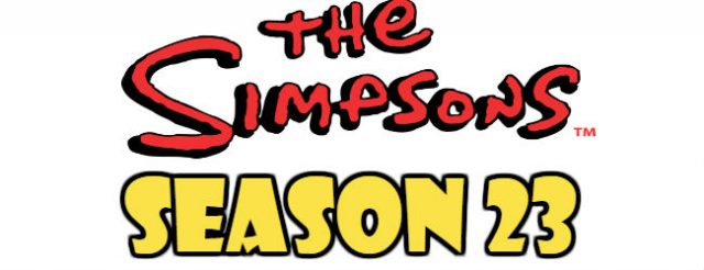The Simpsons Season 23 Episodes Watch Online TV Series