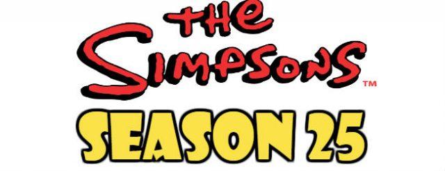 The Simpsons Season 25 Episodes Watch Online TV Series