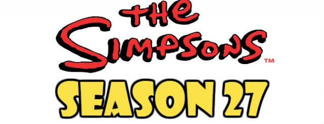 The Simpsons Season 27 Episodes Watch Online TV Series