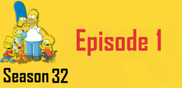 The Simpsons Season 32 Episode 1 Watch Online TV Series