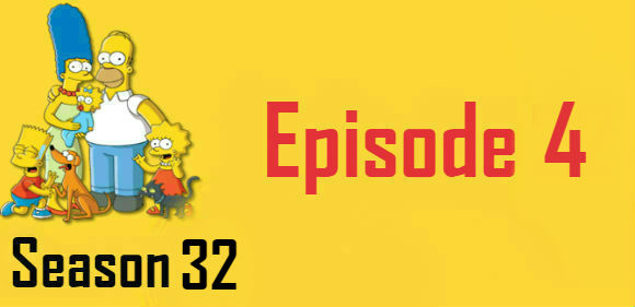 The Simpsons Season 32 Episode 4 Watch Online TV Series
