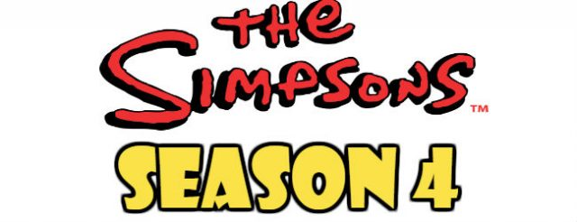 The Simpsons Season 4 Episodes Watch Online TV Series