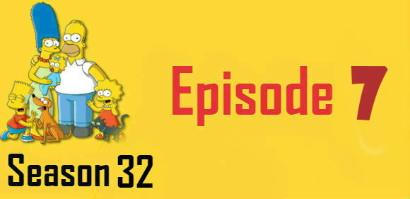 The Simpsons Season 32 Episode 7 Watch Online Watch Online Free