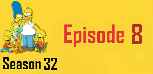 The Simpsons Season 32 Episode 8 Watch Online TV Series