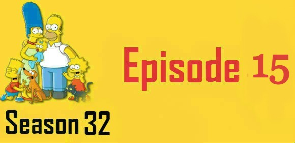 The Simpsons Season 32 Episode 15