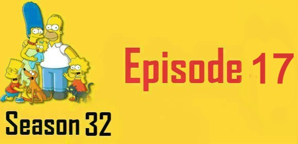 The Simpsons Season 32 Episode 17